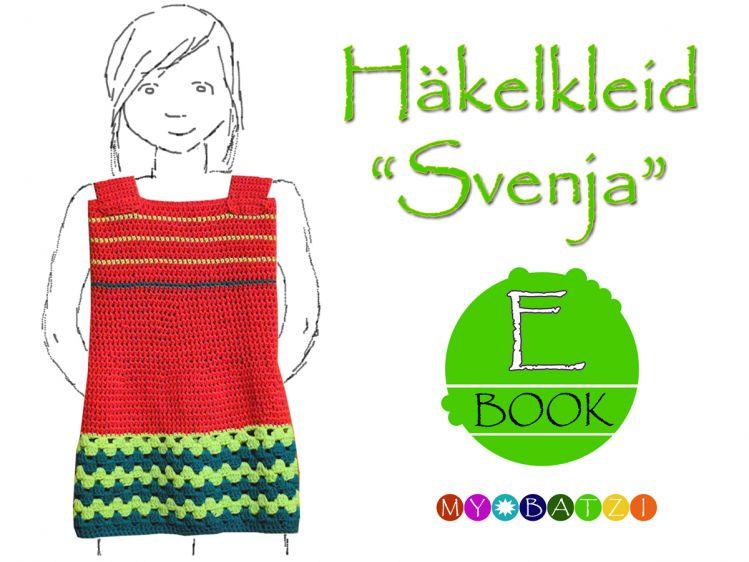 Häkelanleitung / E-Book - Kleid \