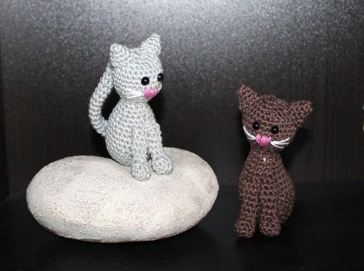 Katze Lilly In Mini Häkelanleitung Mypatternsde