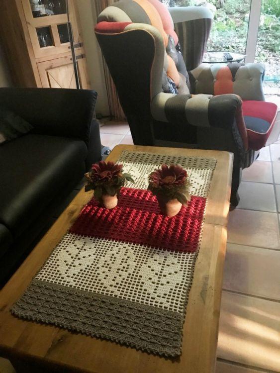 Tischläufer Herbst Mypatternsde