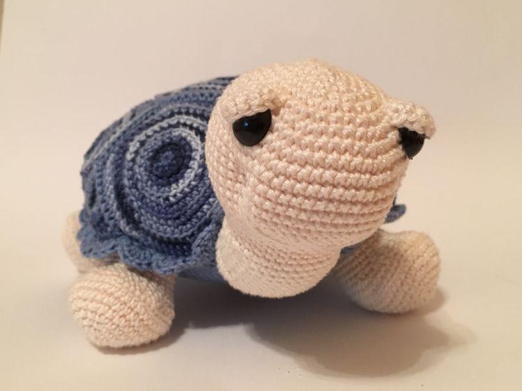 Schildkröte Paulina Mypatternsde
