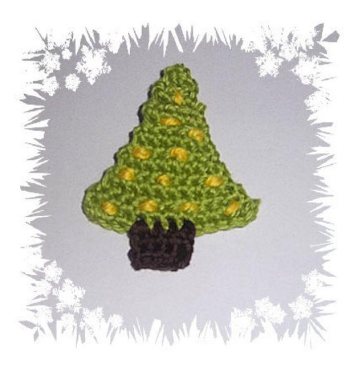 Häkelanleitung Stiefel für den Weihnachtsbaum
