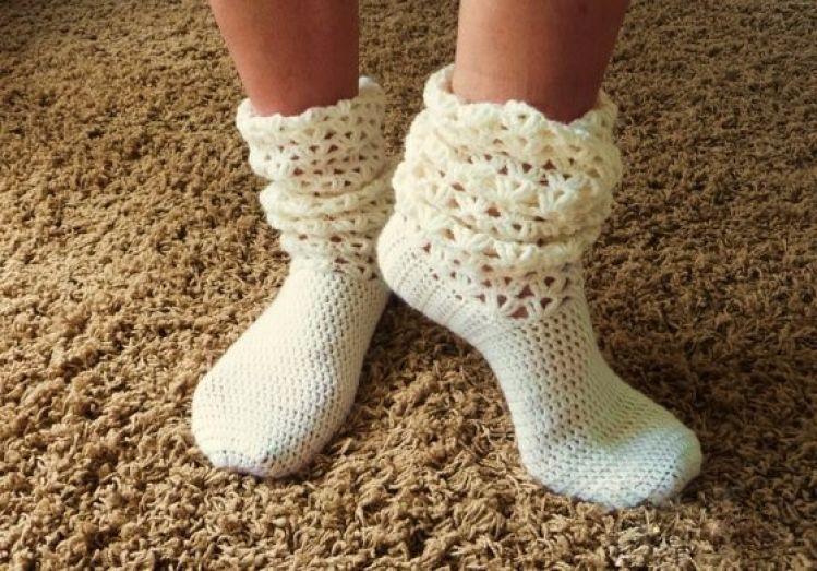 Socken Häkeln Für Websitebatam