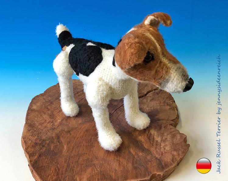 Amigurumi Baby Hund Häkelanleitung | 595x749