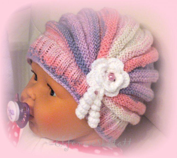 Strickanleitung Baby Und Kindermütze Susanna Mypatternsde
