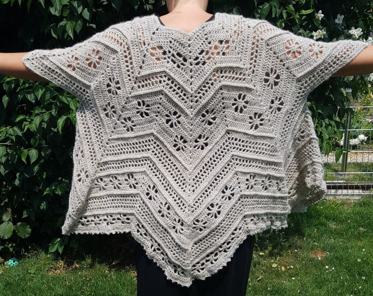 Granny Square Jacke Häkeln Anleitung Wccf