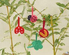 3d Schmetterling Ansatzlos In Einem Stück Gehäkeltanleitung