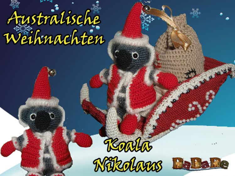 Australische Weihnachten mit Koala und Känguru - von Dadade ...
