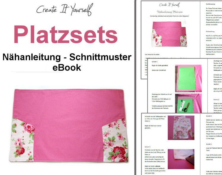 Platzset Tischset - myPatterns.de
