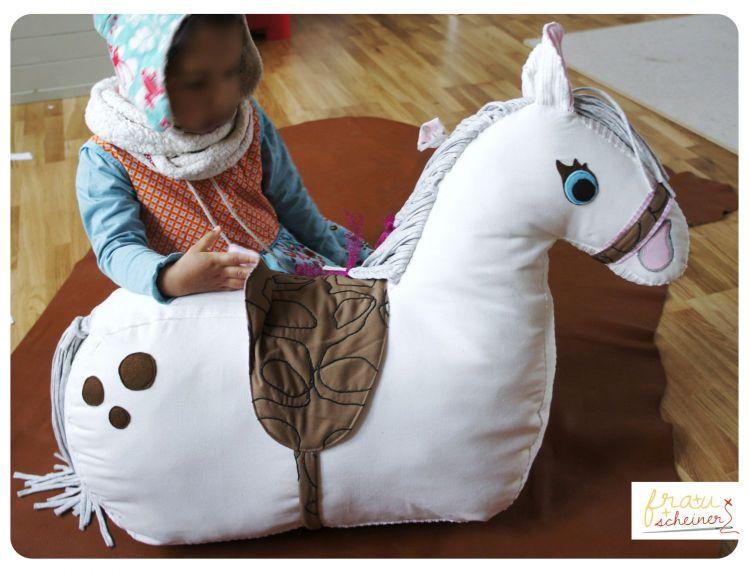 Reittier Pferd - myPatterns.de