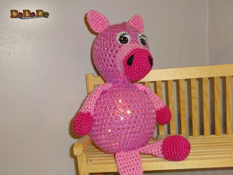 Led Schwein Dekoration Für Kinderzimmer O Silvester Dadade