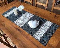 Tischläufer Häkeln Mypatternsde